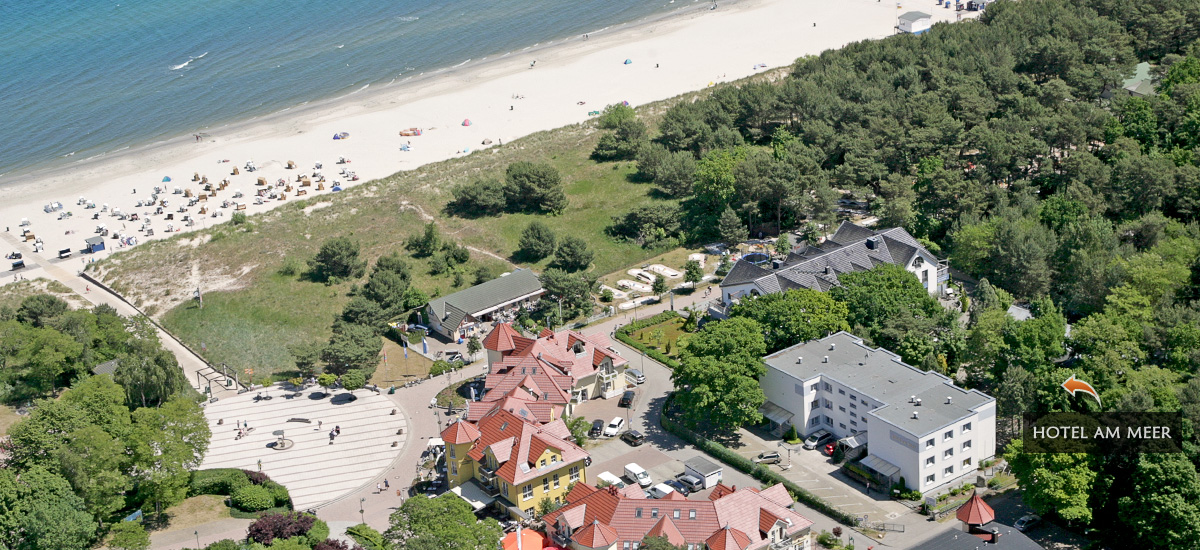 Hotel am Meer - Usedom